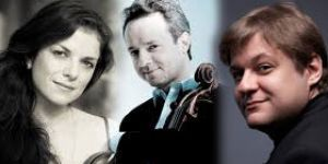 Liana Gourdjia- Marc Coppey - Peter Laul
